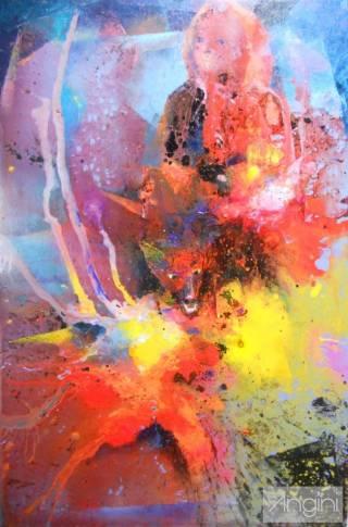 Cappuccetto rosso 84X125