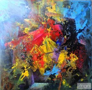 Esplosione di colori 94x97